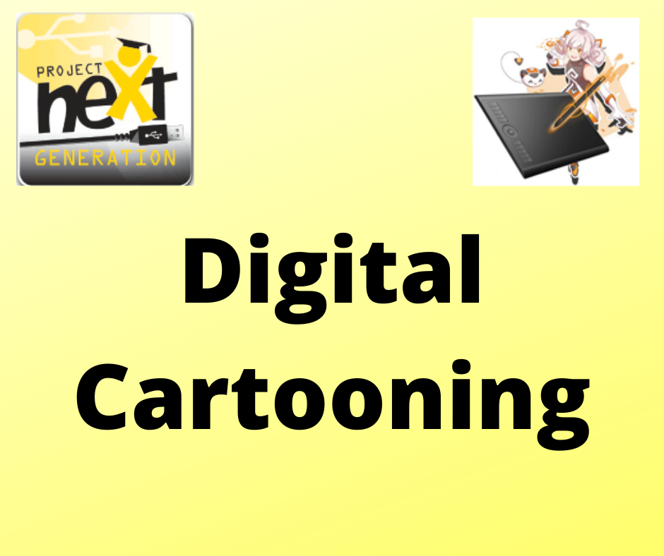 Digital Cartooning