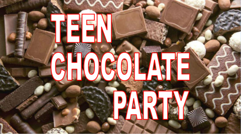 Teen Chocolate Party