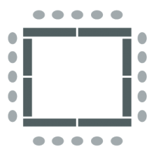 Enclosed Square